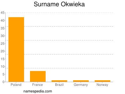 Surname Okwieka