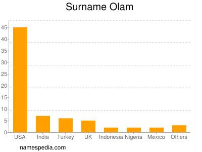 Surname Olam