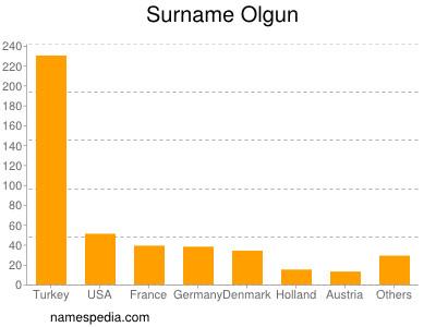 Surname Olgun