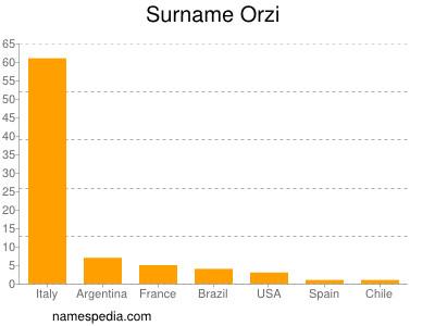 Surname Orzi