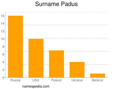 Surname Padus