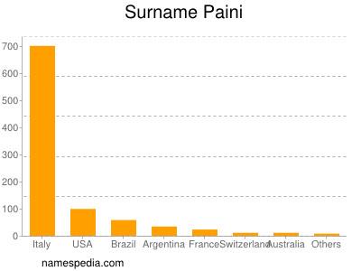 Surname Paini