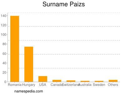 Surname Paizs