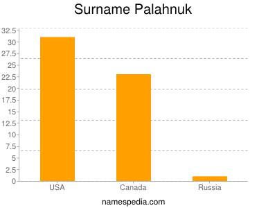 Surname Palahnuk