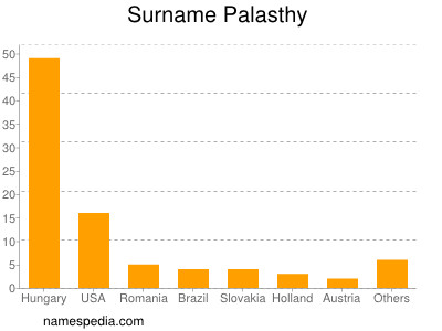 Surname Palasthy