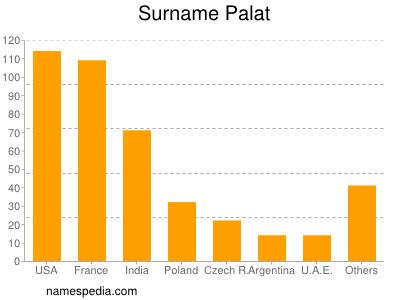 Surname Palat