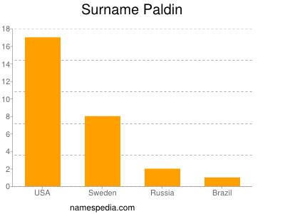 Surname Paldin