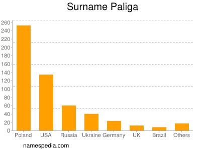 Surname Paliga