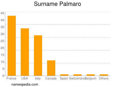 Surname Palmaro