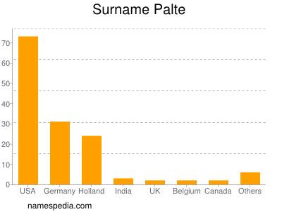 Surname Palte