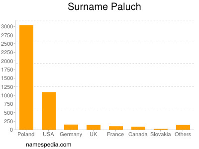 Surname Paluch