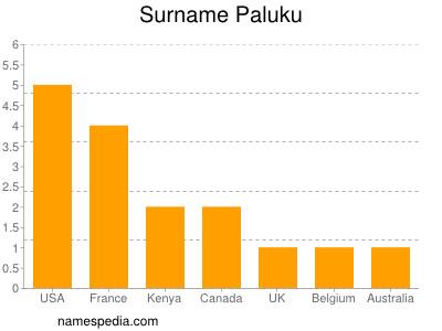 Surname Paluku