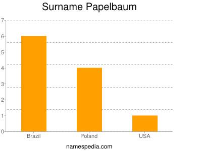Surname Papelbaum