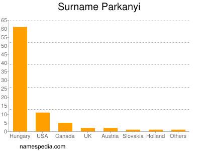 Surname Parkanyi