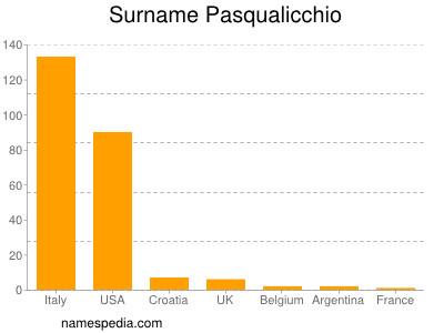 Surname Pasqualicchio