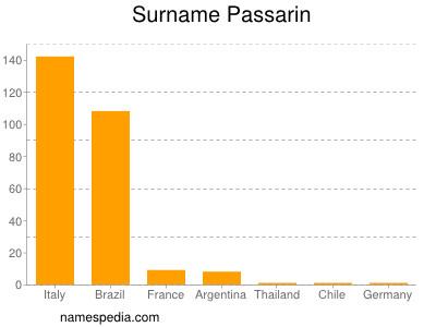 Surname Passarin