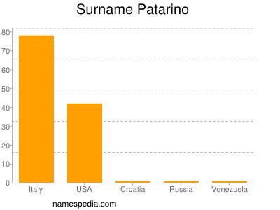 Surname Patarino