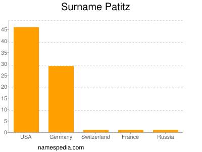 Surname Patitz