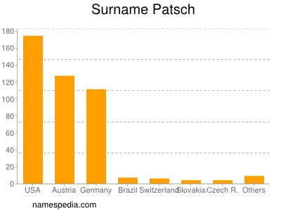 Surname Patsch