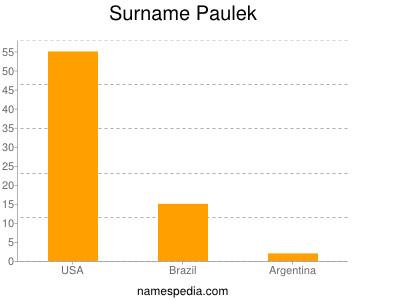 Surname Paulek