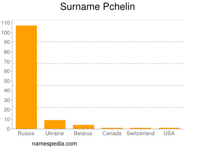 Surname Pchelin