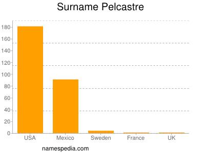 Surname Pelcastre