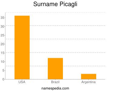 Familiennamen Picagli