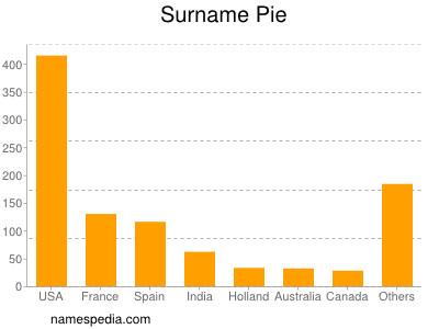 Surname Pie
