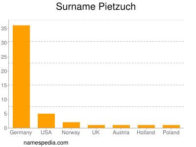 Surname Pietzuch