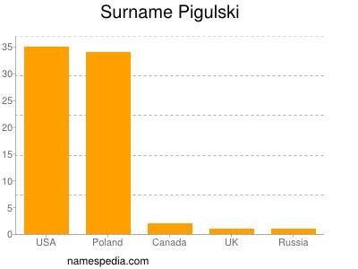 Surname Pigulski