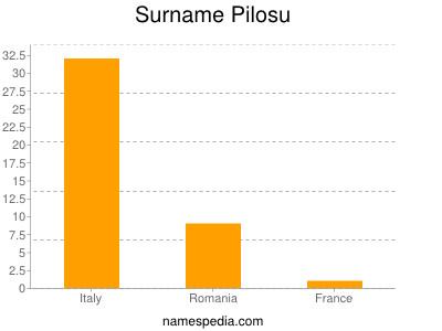 Surname Pilosu