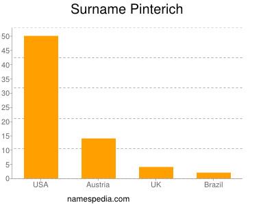 Surname Pinterich