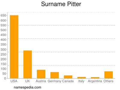 Surname Pitter