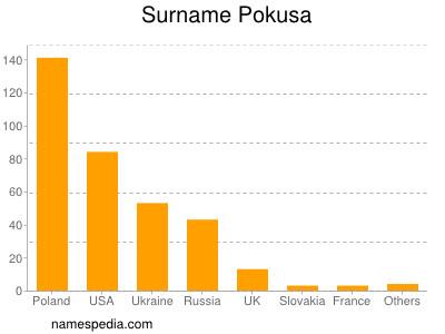 Surname Pokusa