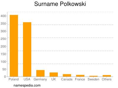 Surname Polkowski