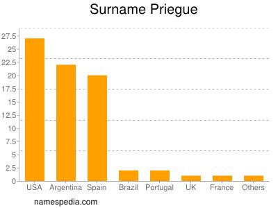 Surname Priegue