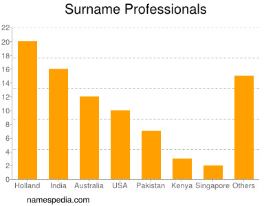 Surname Professionals