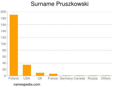 Surname Pruszkowski