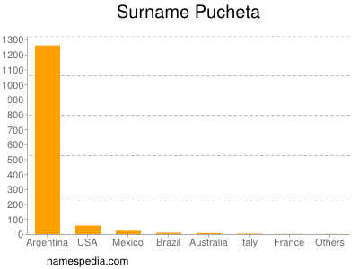 Surname Pucheta