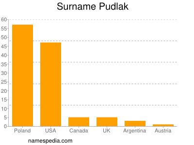 Surname Pudlak