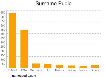 Surname Pudlo