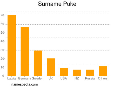 Surname Puke