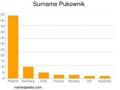 Surname Pukownik