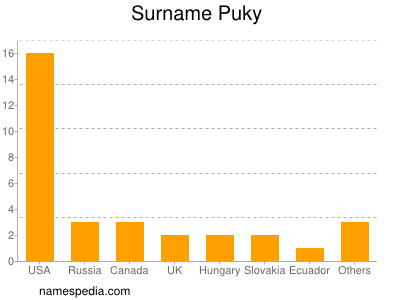 Surname Puky
