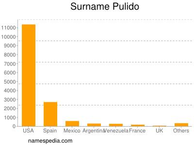 Surname Pulido