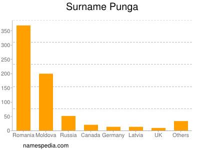 Surname Punga