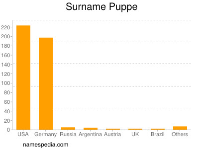 Surname Puppe