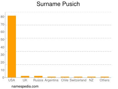 Surname Pusich