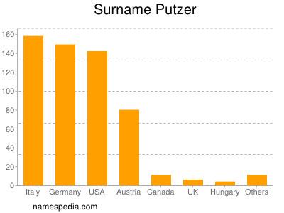Surname Putzer