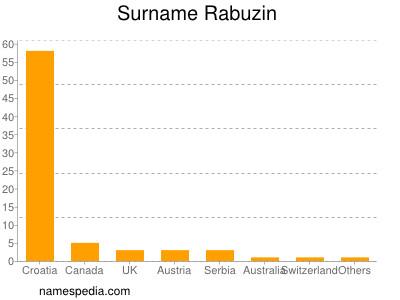 Surname Rabuzin